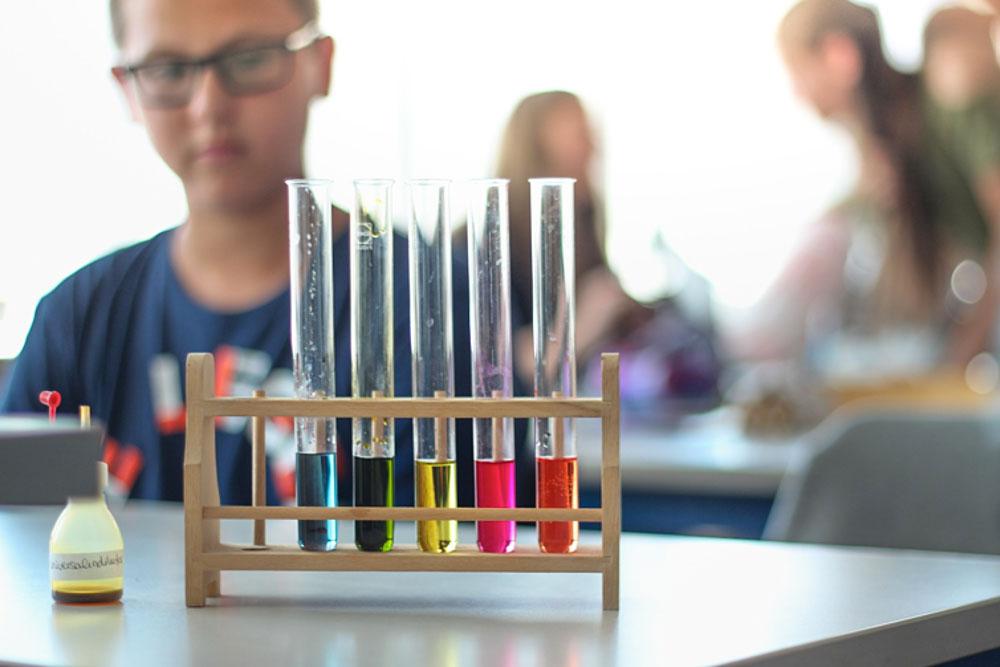 Lothar-Kahn-Schule Chemie