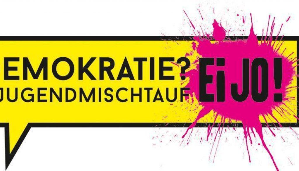 "Die Lothar Kahn Schule sagt ""Demokratie? Ei Jo"""