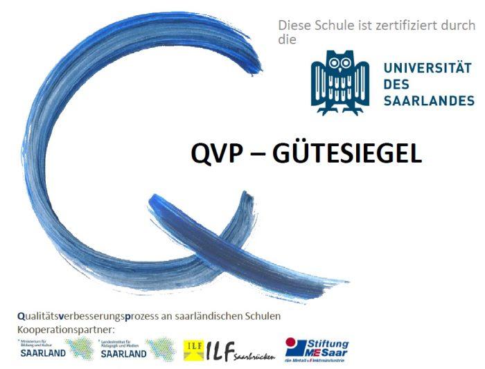 Lothar-Kahn-Schule erneut QVP-zertifiziert
