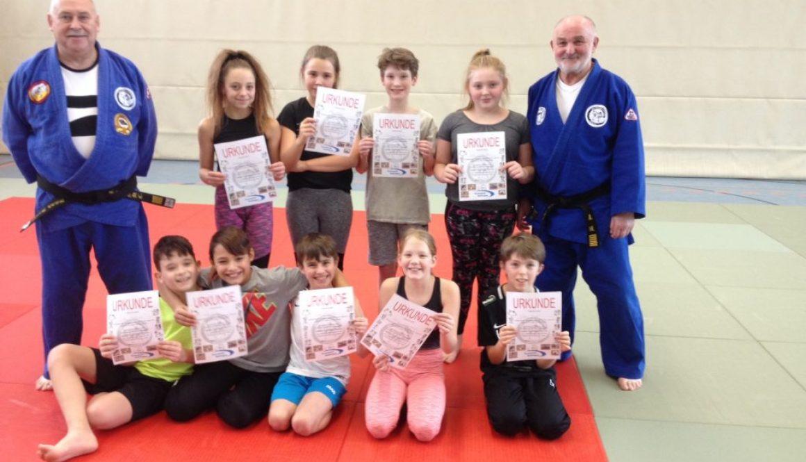 Judo in der Sportförderung