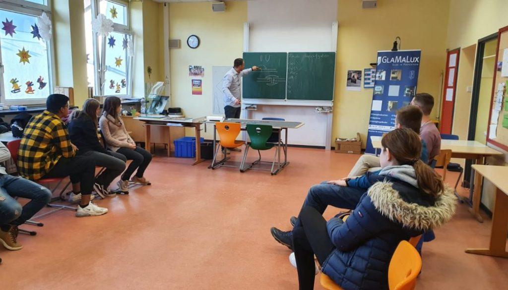2. Berufsmesse an der Lothar-Kahn –Schule Rehlingen-Siersburg