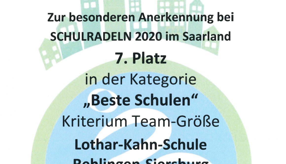 Bericht Stadtradeln